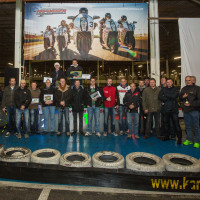 Go kart race with season over party 2013